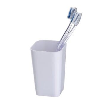 Suport pentru periuțe dinți Wenko Candy, alb imagine