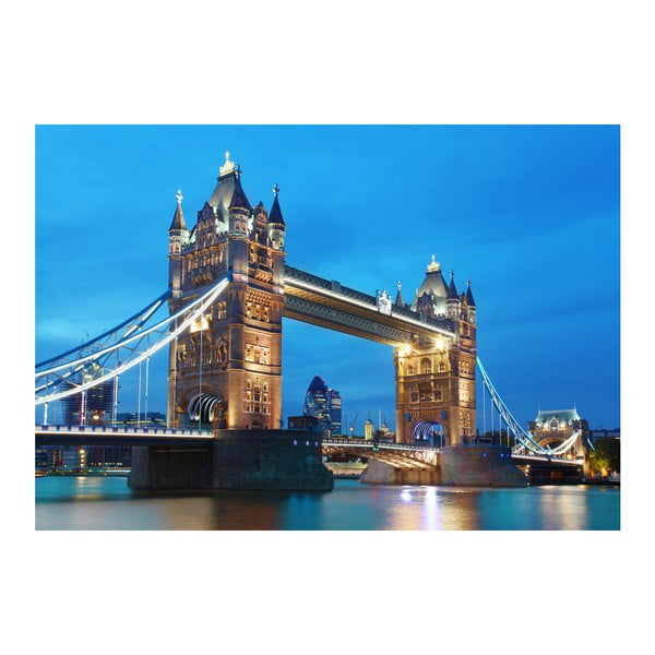 Velkoformátová tapeta Tower Bridge, 366x254 cm