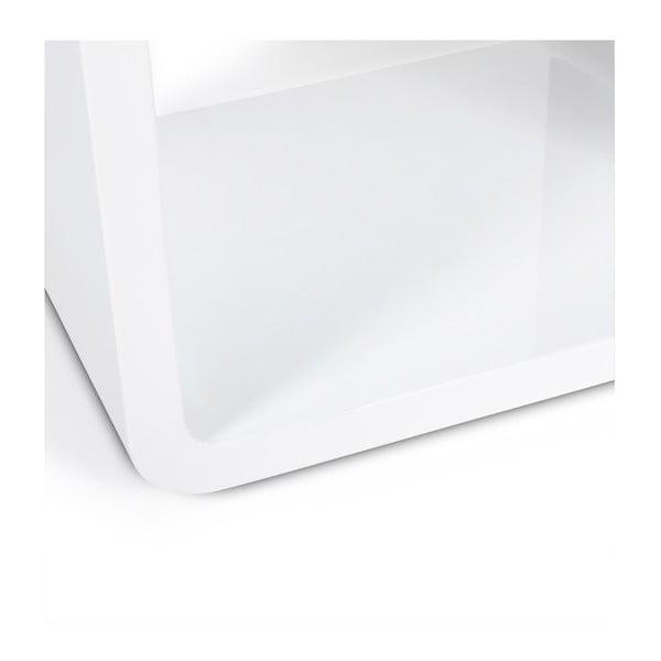 Bílý policový díl Kokoon Verso