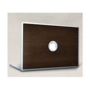 """Dřevěný kryt na MacBook 13"""", tmavá borovice"""
