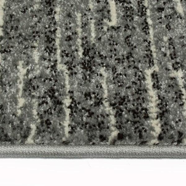 Šedý koberec Universal Amber, 250 x 67 cm