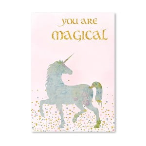 Poster Americanflat You Are Magical, 30 x 42 cm