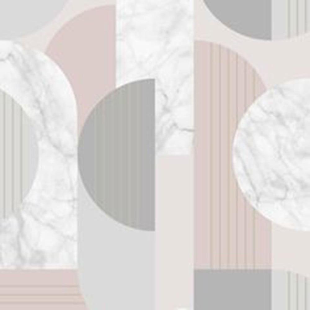 Nástěnná tapeta Graham & Brown Art Deco Geo, 0,52x10m