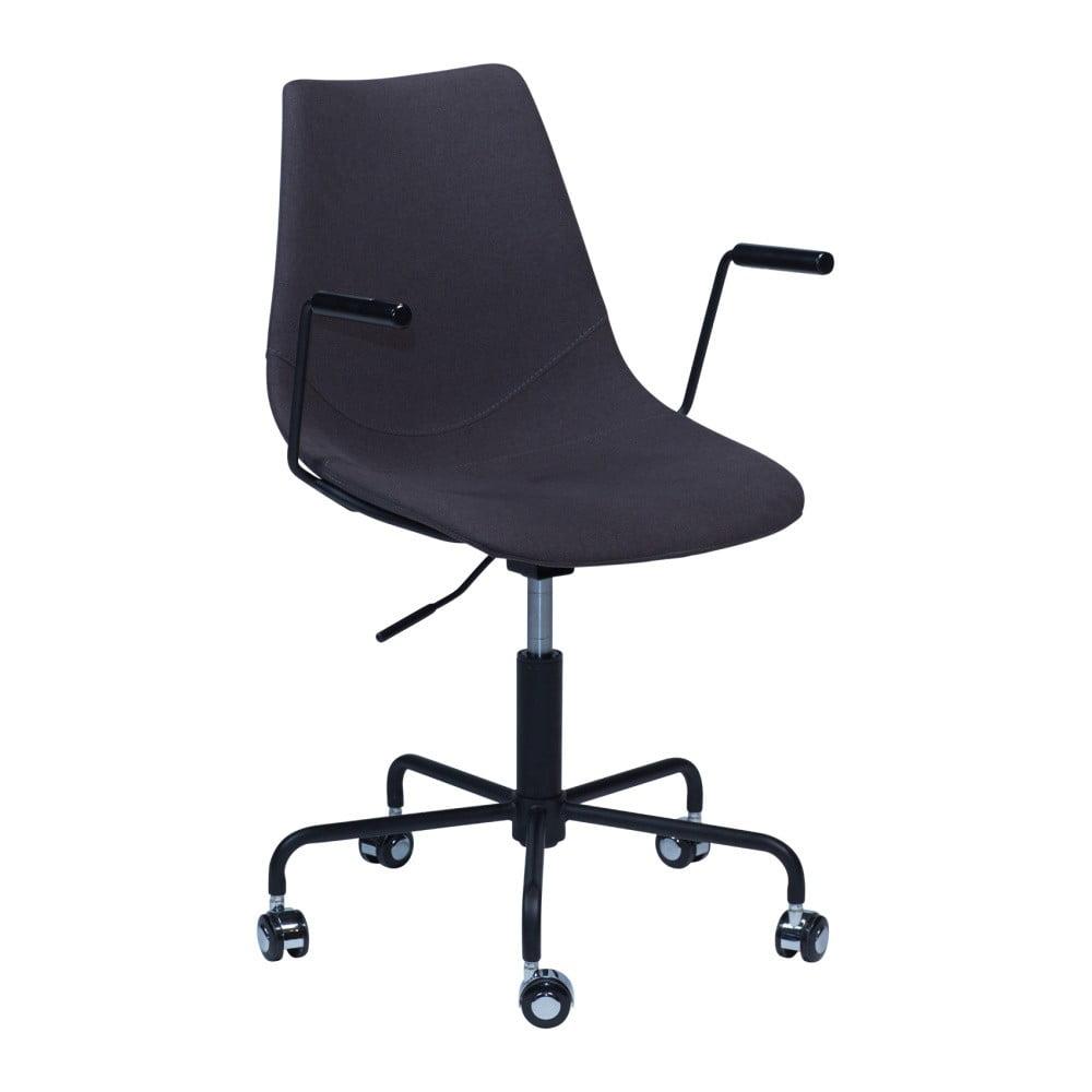 Černá kancelářská židle DAN-FORM Denmark Pitch