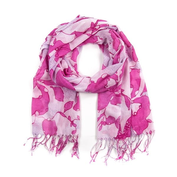 Šátek Dus Pink
