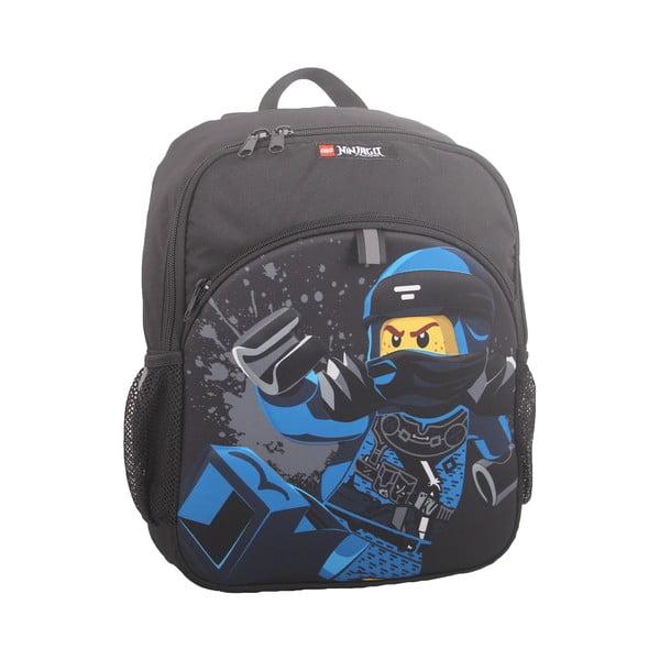 Čierny batoh LEGO® NINJAGO Jay, 27,5x37x9cm