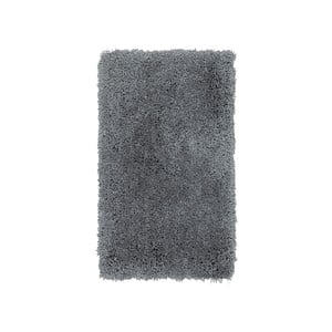 Koupelnová předložka Citylights Silver, 65x110 cm