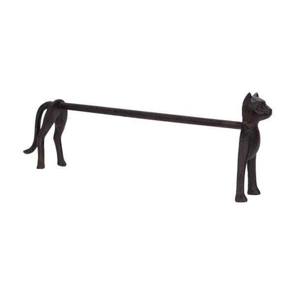 Držák na kuchyňské papírové utěrky Clayre & Eef Cat