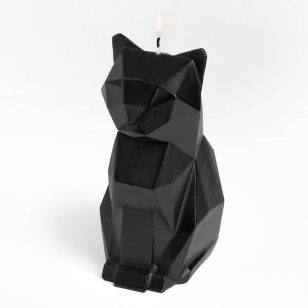 Černá svíčka Pyropet Kisa