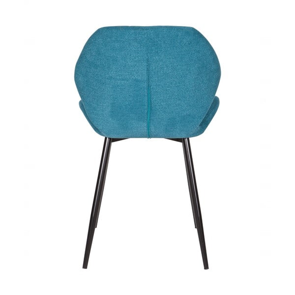 Sada 2 jídelních židlí Fedde Petrol