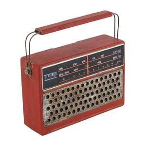 Dekorativní soška Radio