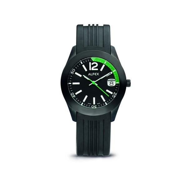 Pánské hodinky Alfex 5648 Black/Black