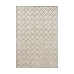 Šedokrémový koberec Mint Rugs Shine Mero, 120 x 170 cm