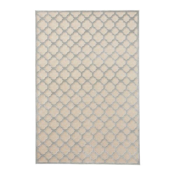 Covor Mint Rugs Shine Mero, 120 x 170 cm, gri-crem