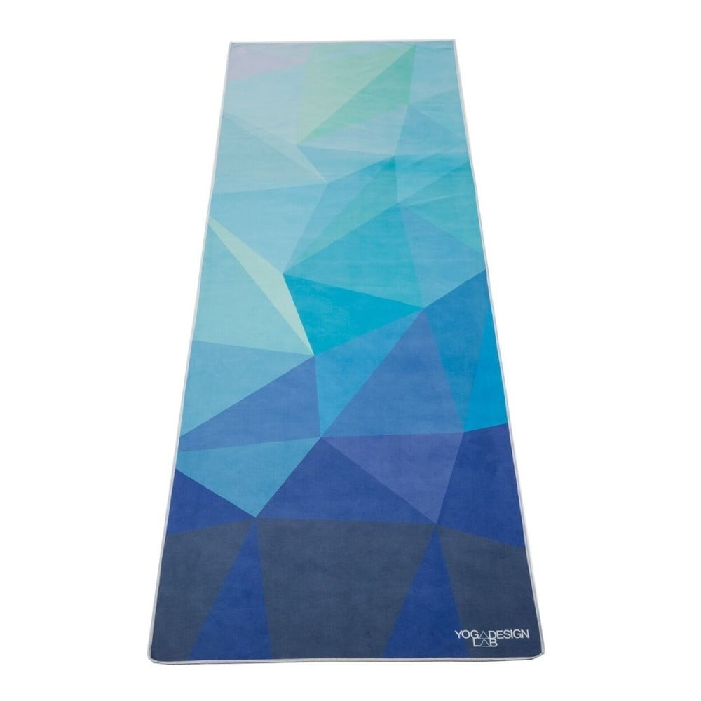 Ručník na jógu Yoga Design Lab Hot Opal 340 g