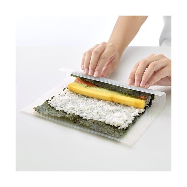 Sada 8 silikonových podložek na výrobu sushi Lékué
