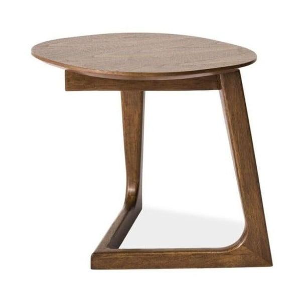 Odkládací stolek Bianka, ořech