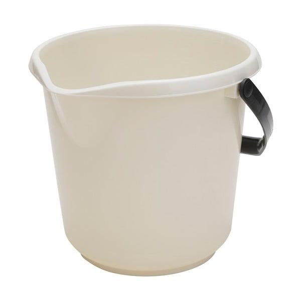 Krémový kbelík Addis Clean, 10 l