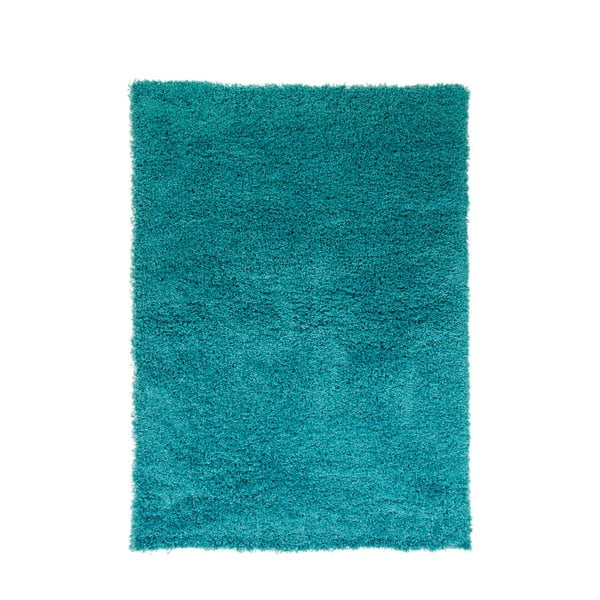 Tyrkysový koberec Flair Rugs Cariboo Turquoise, 80 x 150 cm