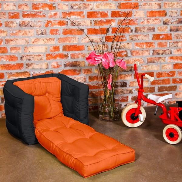 Dětské křesílko Karup Baby Dice Orange/Gray