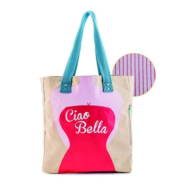 Plátěná taška Bella