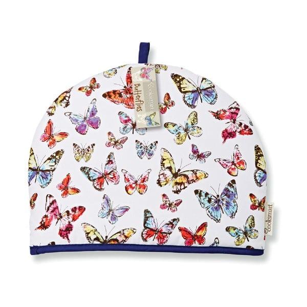 Bawełniany ogrzewacz na imbryk Cooksmart Butterfly