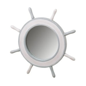 Nástěnné zrcadlo Unimasa Boat, 43 x 43 cm