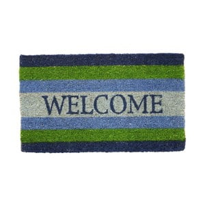 Rohožka Welcome, 74x44 cm, blue