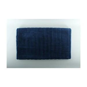 Modrá koupelnová předložka U.S. Polo Assn., 170x120cm