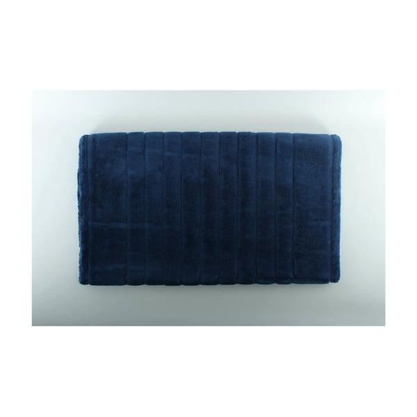 Covoraș albastru de baie U.S. Polo Assn., 170x120 cm