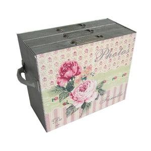 Cutie pentru fotografii Antic Line Roses