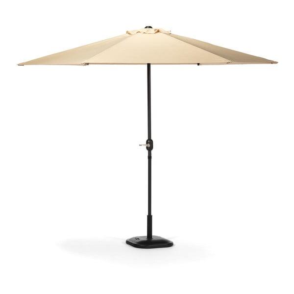 Umbrelă de soare Le Bonom Sun, ø 300 cm, bej