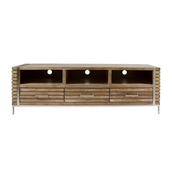 TV stolek z teakového dřeva Santiago Pons Parma