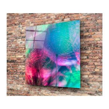 Tablou din sticlă Insigne Fahira, 30 x 30 cm