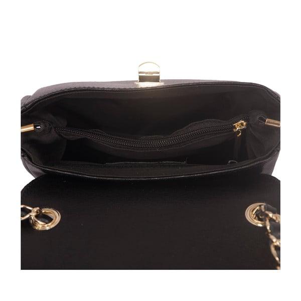 Kožená kabelka Andrea Cardone 2020 Black
