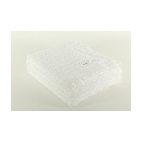 Osuška Pierre Cardin Snow, 90x150 cm