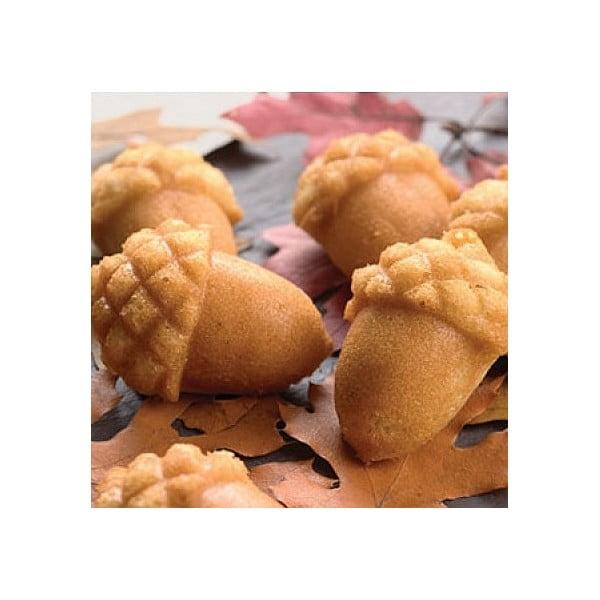 Formă pentru prăjituri, Ghinde