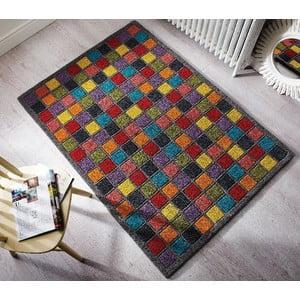 Vlněný koberec Flair Rugs Illusion Campari,80x150cm