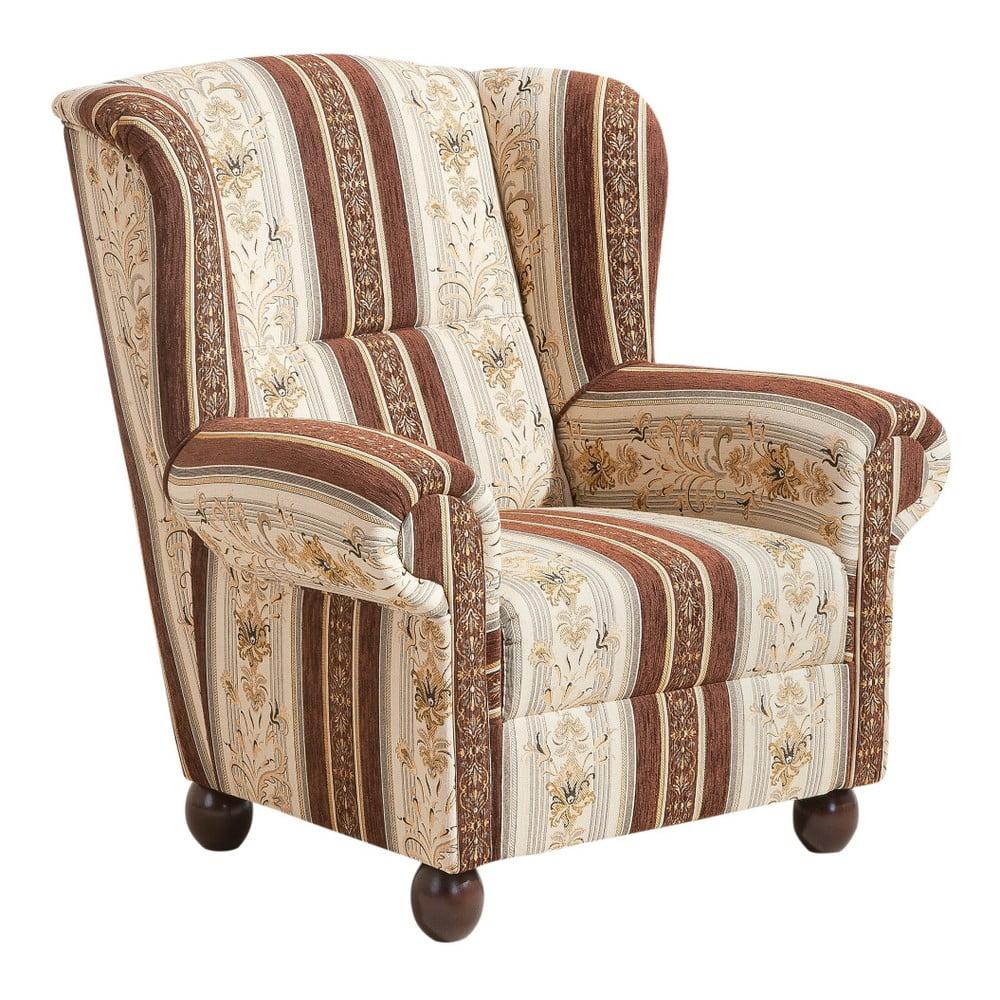 fotoliu max winzer monarch chenille model maro bonami. Black Bedroom Furniture Sets. Home Design Ideas