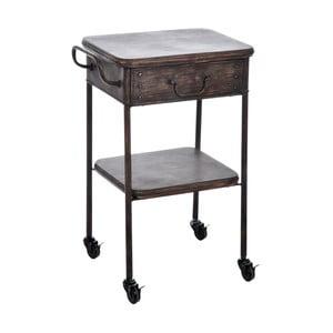 Pojízdný stolek Mueble