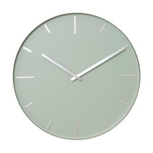 Hodiny Present Time Belt Gris