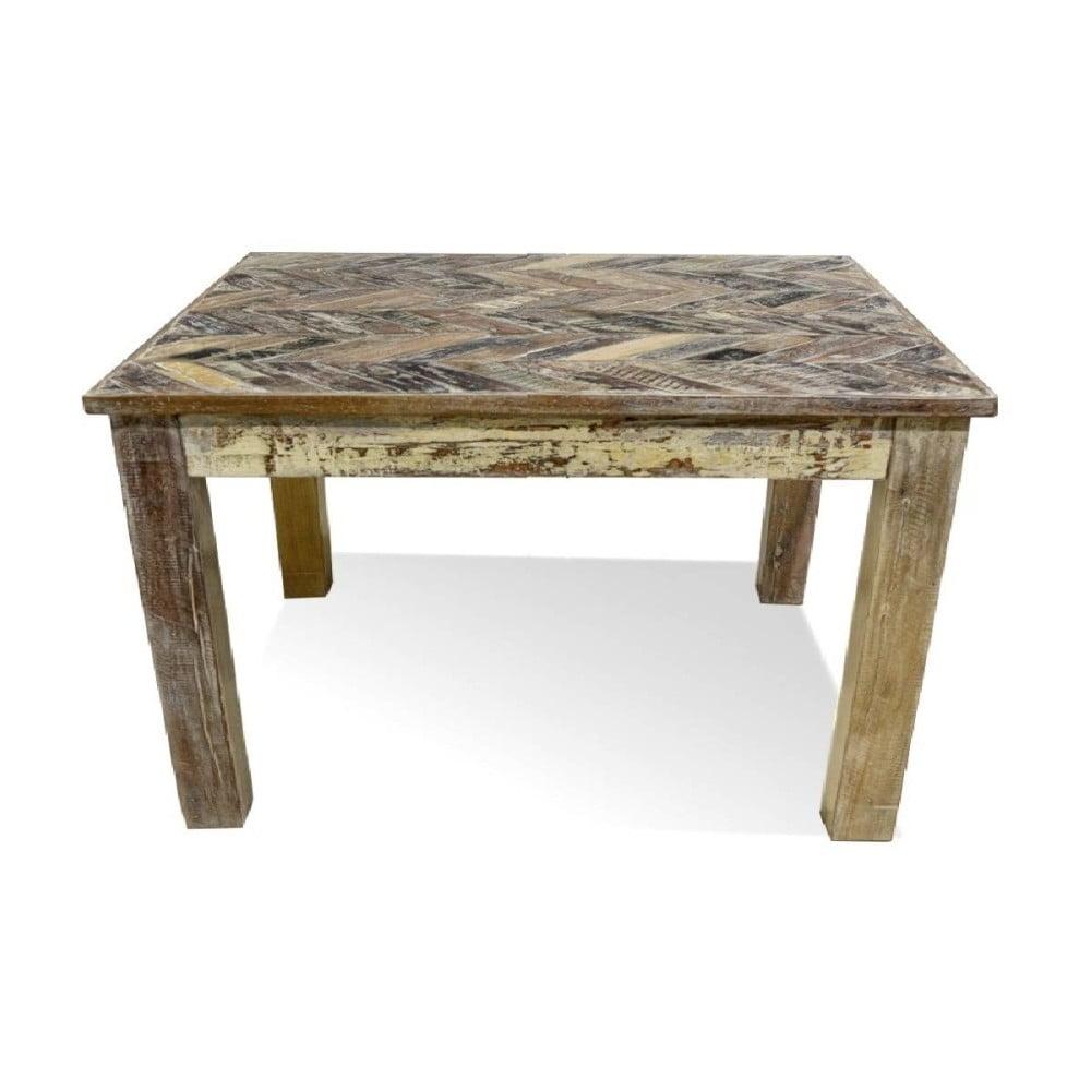 Jídelní stůl SOB Antique, 180 x 90 cm