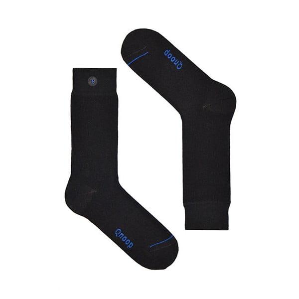 Ponožky Qnoop Black, vel. 43-46