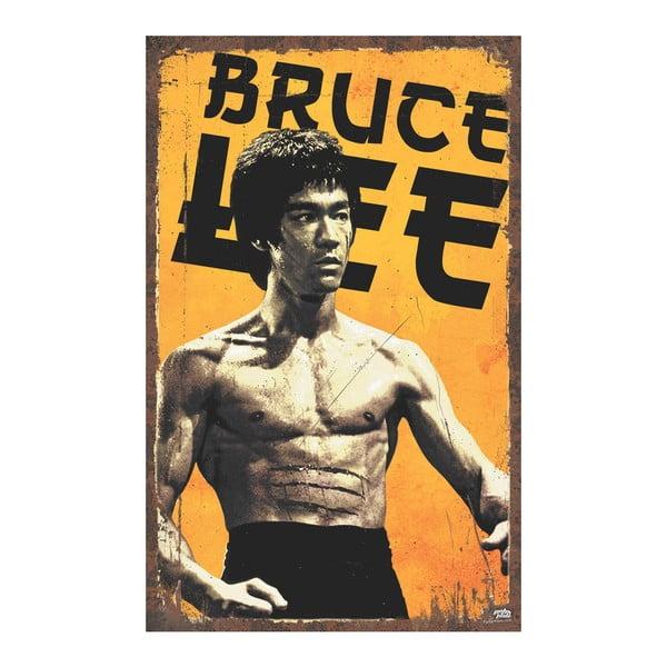 Cedule Bruce Lee