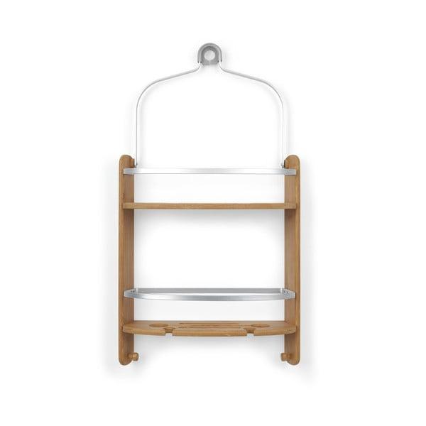 Raft suspendat din bambus pentru duș Umbra