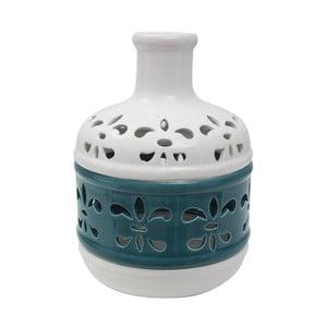 Modrobílá porcelánová váza Mauro Ferretti Basso