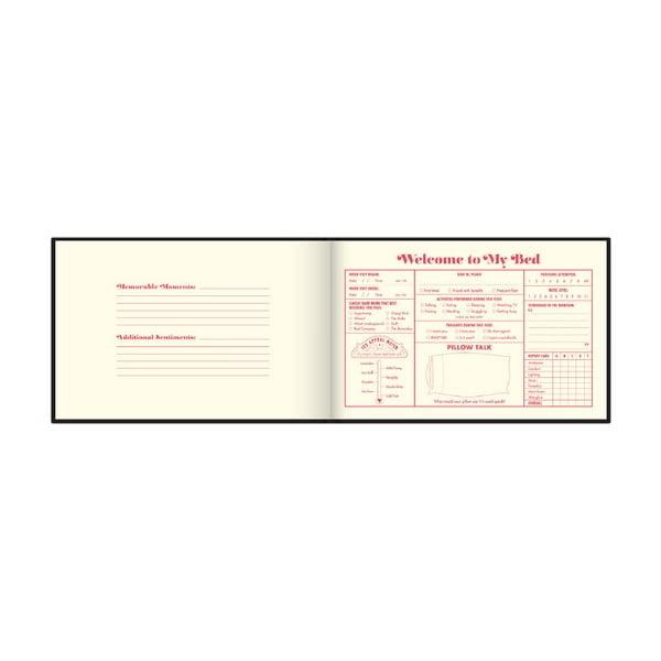 Návštěvní kniha pro spolunocležníky