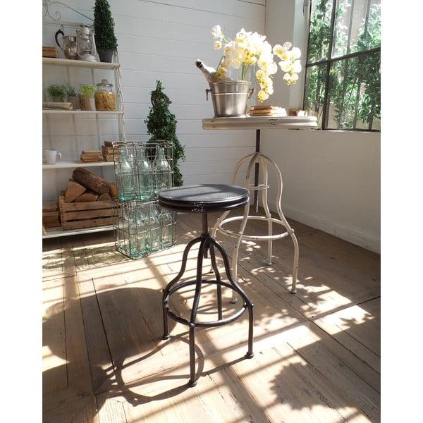 Barová židle Vintage Black