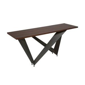 Konzolový stolek z dubového dřeva Santiago Pons Line
