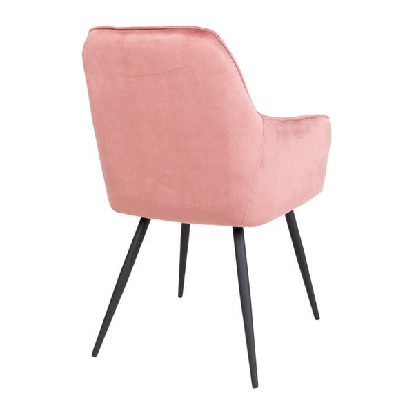 Set 2 scaune House Nordic Harbo, roz